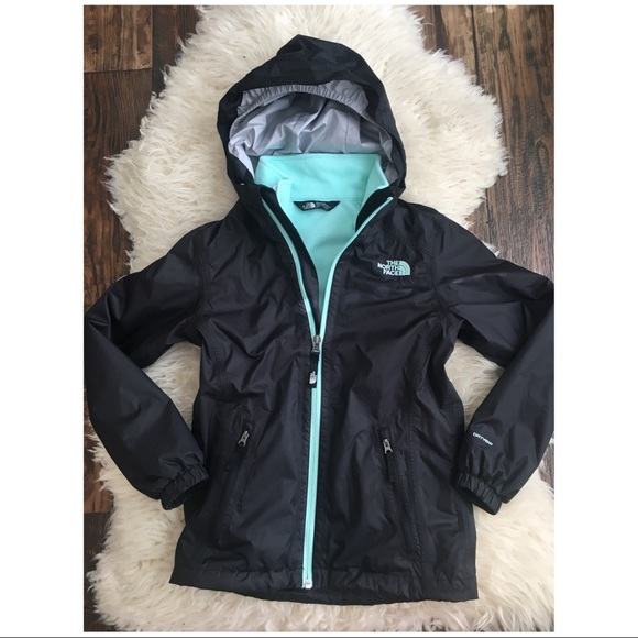 5e5959218 The North Face Dryvent 2 in 1 Jacket & Fleece 7/8